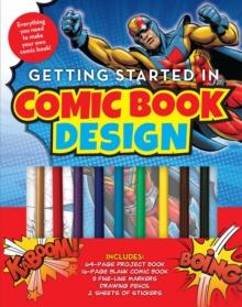 Getting Started in Comic Book Design