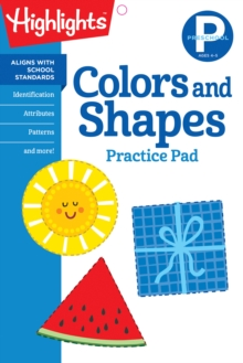 Image for Preschool Colors and Shapes
