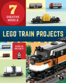 Image for Lego Train Projects : 7 Creative Models