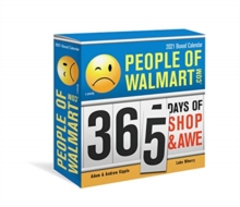 Image for PEOPLE OF WALMART 2021 BOXED CALENDAR