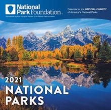 Image for NATIONAL PARK FOUNDATION 2021 BOXED CALE
