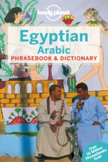 Image for Egyptian Arabic phrasebook