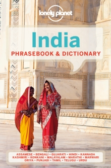 Lonely Planet India Phrasebook & Dictionary