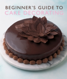 Image for Beginner's guide to cake decorating