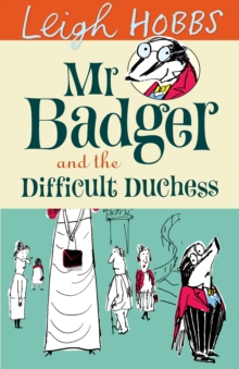 Image for Mr Badger and the difficult duchess