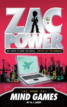 Image for Zac Power: Mind Games