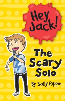 Image for Hey Jack!: The Scary Solo