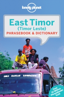 Image for East Timor phrasebook