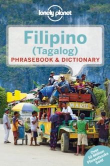 Image for Filipino (Tagalog) phrasebook & dictionary