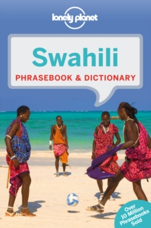 Image for Swahili phrasebook & dictionary