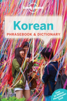 Lonely Planet Korean Phrasebook & Dictionary