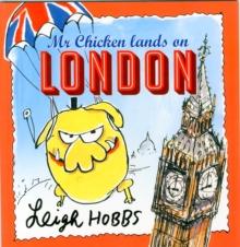 Image for Mr Chicken lands on London