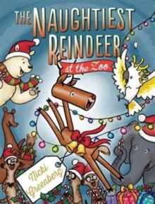 Image for Naughtiest reindeer at the zoo