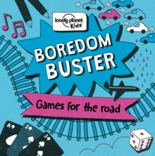 Image for Boredom buster  : games for the road