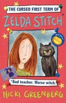 Image for The cursed first term of Zelda Stitch  : bad teacher, worse witch