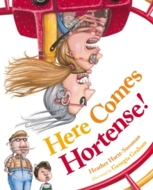 Image for Here comes Hortense!