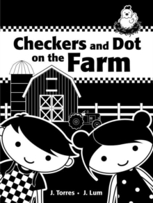 Image for Checkers and Dot at the farm