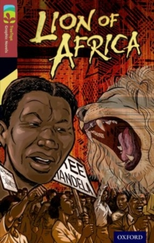 Image for Oxford Reading Tree TreeTops Graphic Novels: Level 15: Lion Of Africa