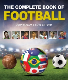 Image for The complete book of football