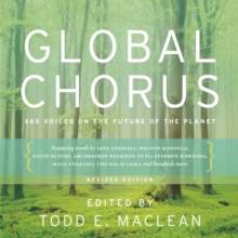 Image for Global chorus  : 365 voices on the future of the planet