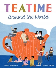 Image for Teatime around the world