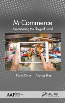 Image for M-commerce  : experiencing the phygital retail