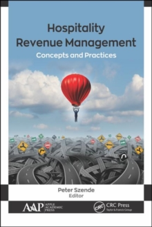 Image for Hospitality revenue management  : concepts and practices
