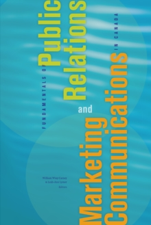 Image for Fundamentals of public relations and marketing communications in Canada