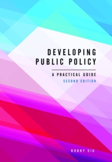 Image for Developing Public Policy : A Practical Guide