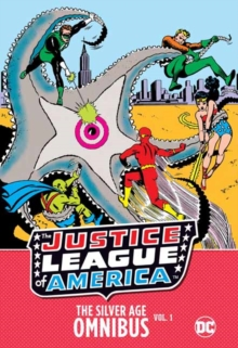 Image for Justice League of America: The Silver Age Omnibus Volume 1