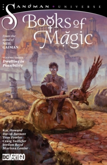 Image for Books of magicVolume three