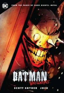 Image for The Batman who laughs