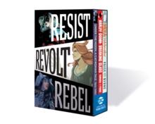 Image for DC Graphic Novels for Young Adults Box Set 1 Resist. Revolt. Rebel