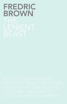 Image for The Lenient Beast