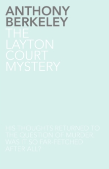 Image for The Layton Court Mystery