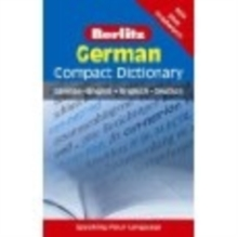 Berlitz Compact Dictionary German