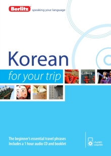 Image for Korean for your trip