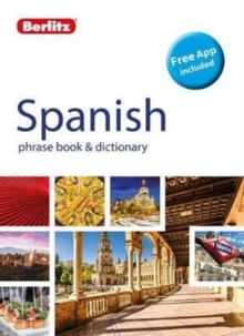 Image for Spanish phrase book & dictionary