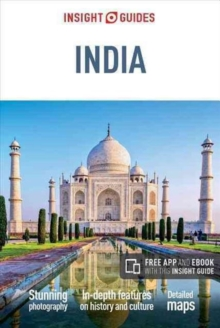 Insight Guides India (Travel Guide with Free eBook)