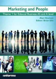 Image for Marketing and People : Theme 1 for Edexcel Business as and A Level