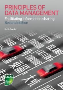 Image for Principles of data management  : facilitating information sharing