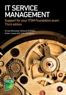Image for IT service management  : support for your ITSM foundation exam