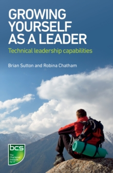 Image for Growing yourself as a leader  : technical leadership capabilities