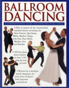 Image for Ballroom dancing  : a comprehensive guide for dancers of all levels