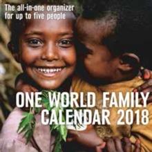 Image for 2018 Amnesty: One World Family Calendar