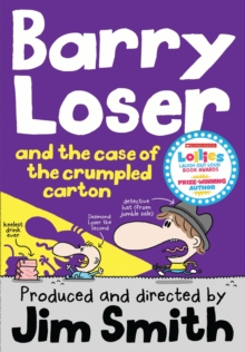 Image for Barry Loser and the case of the crumpled carton