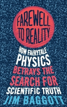 Image for Farewell to reality