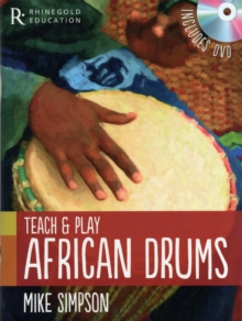 Image for Teach and Play African Drums