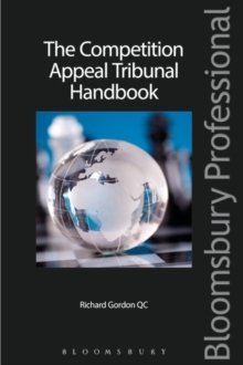 Image for The Competition Appeal Tribunal handbook
