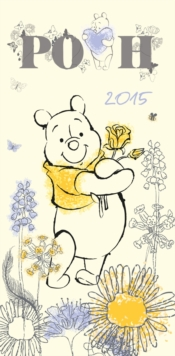 Image for Official Winnie the Pooh Pocket Diary 2015
